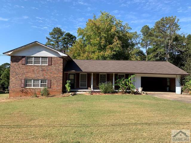 135 Tara Way, Athens, GA 30606 (MLS #970805) :: Athens Georgia Homes
