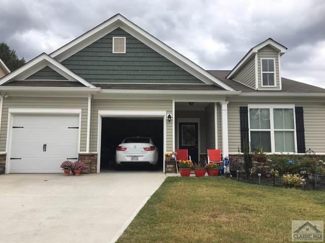 145 Couplet Drive, Athens, GA 30606 (MLS #972804) :: Team Cozart