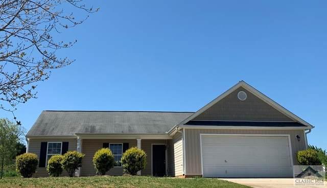 224 Talmadge Lane, Arnoldsville, GA 30619 (MLS #974125) :: Team Reign