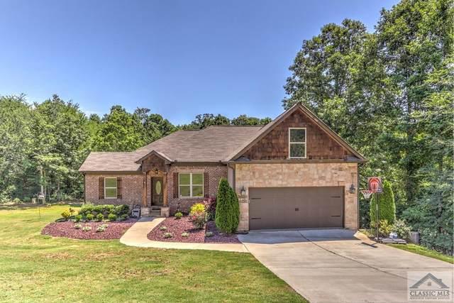 123 Oakwood Drive, Commerce, GA 30529 (MLS #975635) :: Signature Real Estate of Athens