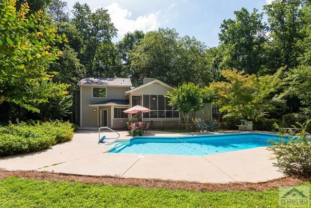 1321 Crystal Hills Drive, Athens, GA 30606 (MLS #976236) :: Signature Real Estate of Athens