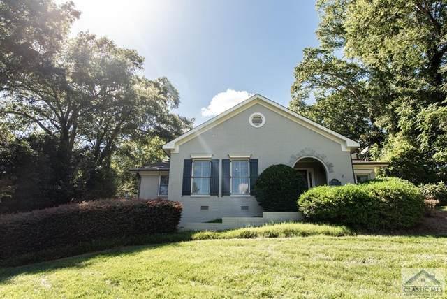 836 Bobbin Mill Road, Athens, GA 30606 (MLS #976642) :: Athens Georgia Homes