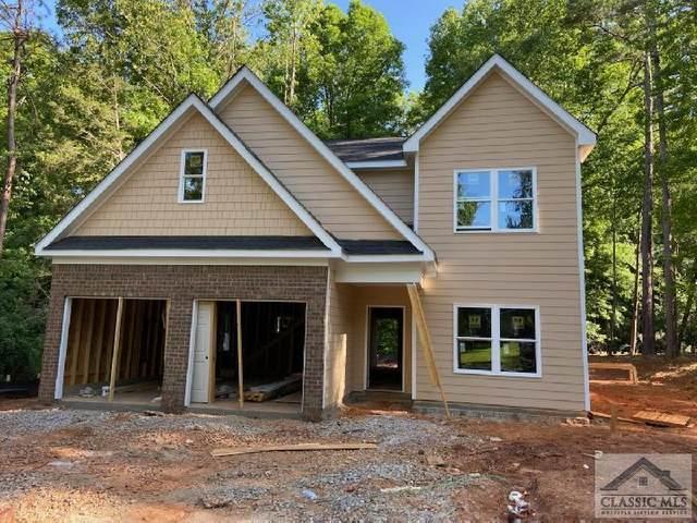 145 Gatewood Place, Athens, GA 30607 (MLS #980748) :: Athens Georgia Homes