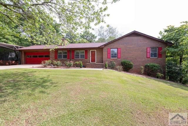 135 Ridgeview Drive, Athens, GA 30606 (MLS #974229) :: Signature Real Estate of Athens