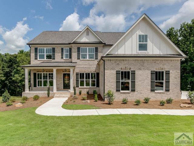 3732 Rolling Meadows Lane, Watkinsville, GA 30677 (MLS #968884) :: Team Cozart