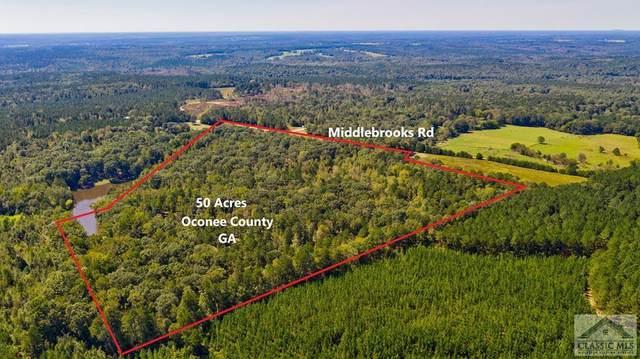 0 Middlebrooks Road, Watkinsville, GA 30677 (MLS #978214) :: Signature Real Estate of Athens