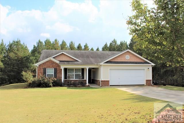 142 Pinewood Circle, Colbert, GA 30628 (MLS #958852) :: The Holly Purcell Group