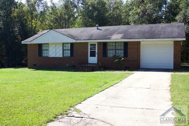 243 Hutchins Wolfskin, Stephens, GA 30667 (MLS #958864) :: The Holly Purcell Group