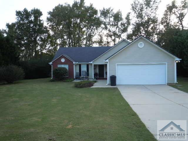 1241 Stone Shoals Ter, Watkinsville, GA 30677 (MLS #958884) :: The Holly Purcell Group