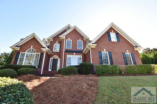 1141 Founders Lake Dr., Athens, GA 30606 (MLS #958905) :: The Holly Purcell Group
