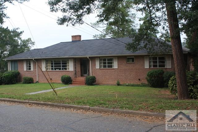 192 Fortson Drive, Athens, GA 30606 (MLS #959245) :: The Holly Purcell Group