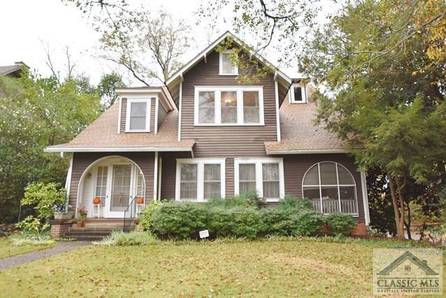 193 Mell Street, Athens, GA 30605 (MLS #959246) :: The Holly Purcell Group