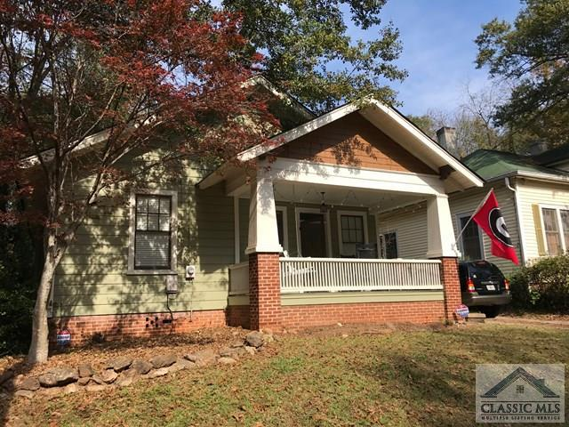 139 Hall Street, Athens, GA 30605 (MLS #959336) :: The Holly Purcell Group