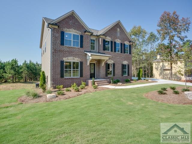 1313 Wilkes Farm Court, Watkinsville, GA 30677 (MLS #959487) :: Team Cozart