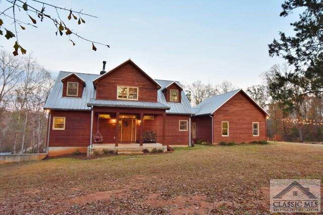 1022 Wolfskin Road, Arnoldsville, GA 30619 (MLS #959573) :: The Holly Purcell Group