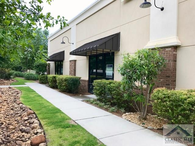 340 Commerce Blvd #101, Athens, GA 30606 (MLS #959658) :: The Holly Purcell Group