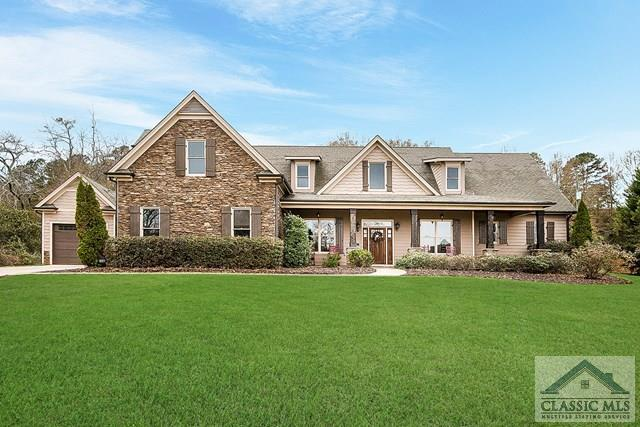 1621 Old Winder Jefferson Hwy, Jefferson, GA 30549 (MLS #959667) :: The Holly Purcell Group