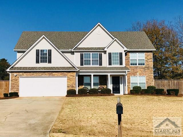 1456 Perkins Rd, Winder, GA 30680 (MLS #959951) :: Team Cozart