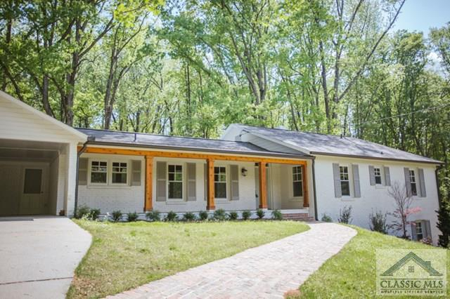 585 Woodlawn Ave., Athens, GA 30606 (MLS #960089) :: Team Cozart