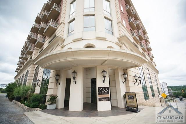 755 East Broad Street #820, Athens, GA 30601 (MLS #960093) :: Team Cozart