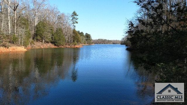 LOt# 70 Swords Dr. Phse3, Elberton, GA 30635 (MLS #961437) :: The Holly Purcell Group