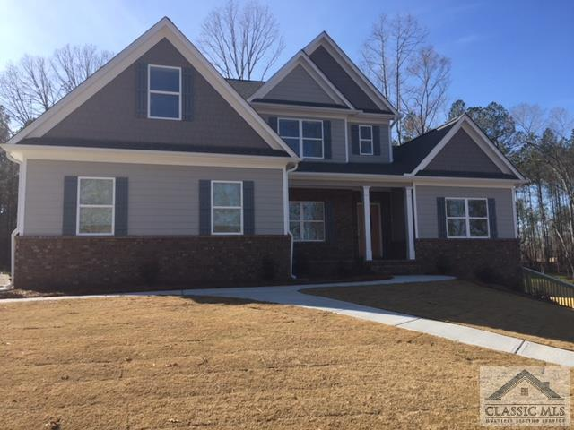 297 Bear Paw Court, Bogart, GA 30622 (MLS #961448) :: The Holly Purcell Group