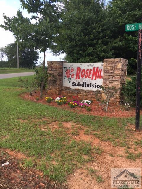 Lot 27 Rose Hill Place, Athens, GA 30601 (MLS #963086) :: Signature Real Estate of Athens