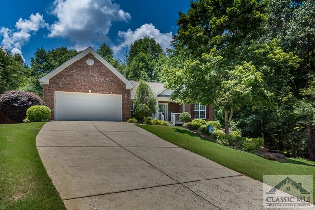 97 Shepherds Court, Jefferson, GA 30549 (MLS #963238) :: The Holly Purcell Group