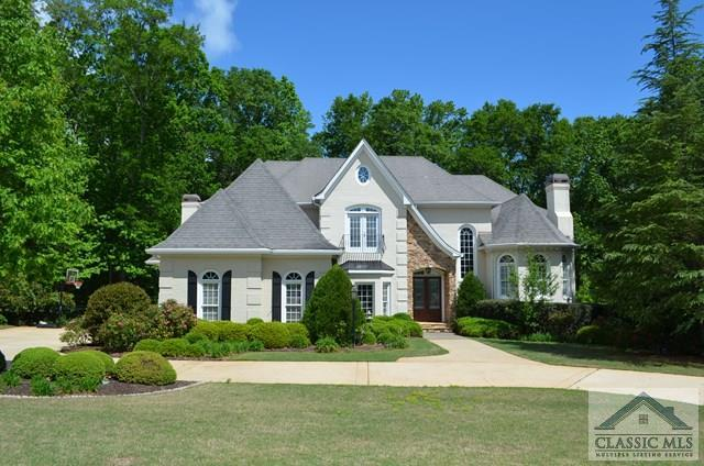 1060 Waverly Hollow Drive, Watkinsville, GA 30677 (MLS #964906) :: The Holly Purcell Group