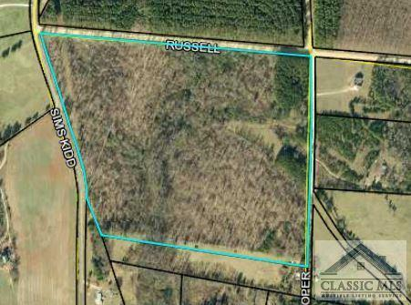0 Sims Kidd Rd, Comer, GA 30629 (MLS #964940) :: The Holly Purcell Group