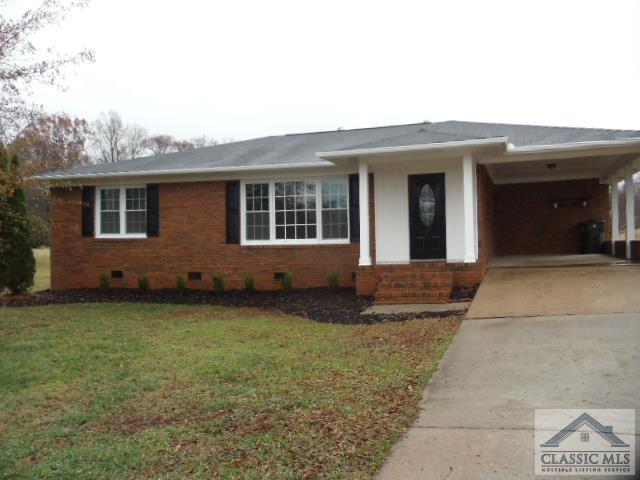 3139 Moons Grove Church Rd, Danielsville, GA 30633 (MLS #966150) :: Team Cozart