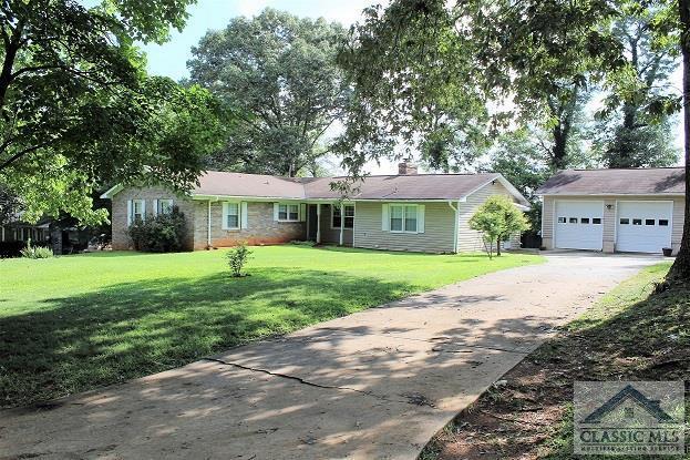 244 Rhodes Drive, Athens, GA 30606 (MLS #966765) :: Team Cozart