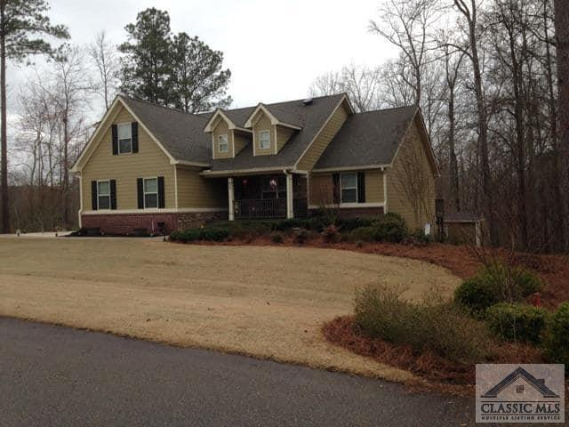 25 Morgan Way, Colbert, GA 30628 (MLS #967224) :: Team Cozart