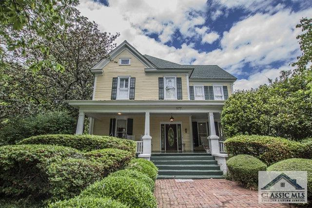 577 Main Street S, Madison, GA 30650 (MLS #967623) :: Athens Georgia Homes