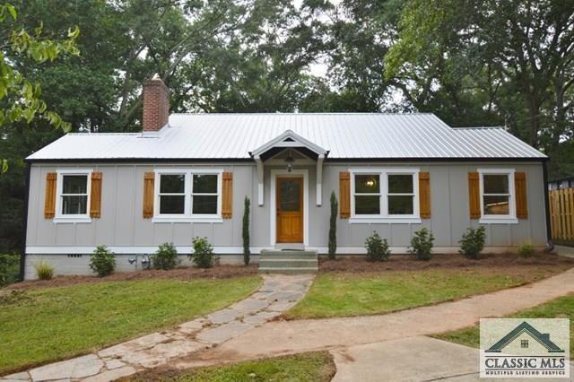670 Pinecrest Drive, Athens, GA 30605 (MLS #968518) :: Team Cozart