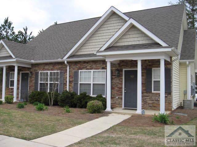 1305 Cedar Shoals Drive #501, Athens, GA 30605 (MLS #972041) :: Team Cozart