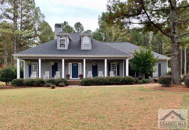 1639 Pleasant Valley Road, Monroe, GA 30655 (MLS #972194) :: Athens Georgia Homes