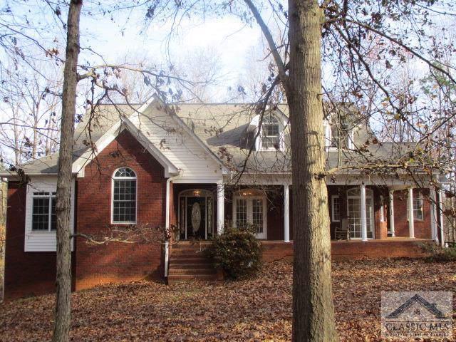 580 Wolf Creek Trail, Hull, GA 30646 (MLS #972550) :: Signature Real Estate of Athens