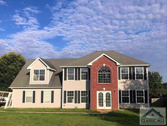 707 Fletcher Drive, Winder, GA 30683 (MLS #972588) :: Signature Real Estate of Athens