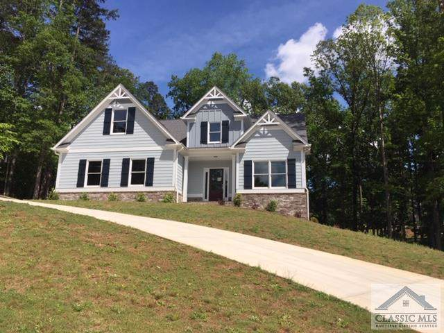 592 Bear Creek Lane, Bogart, GA 30622 (MLS #972615) :: Signature Real Estate of Athens