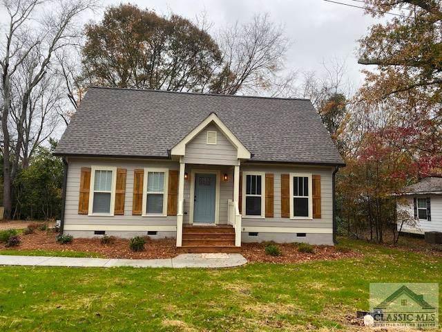 931 Mapp Street, Madison, GA 30650 (MLS #973062) :: Signature Real Estate of Athens