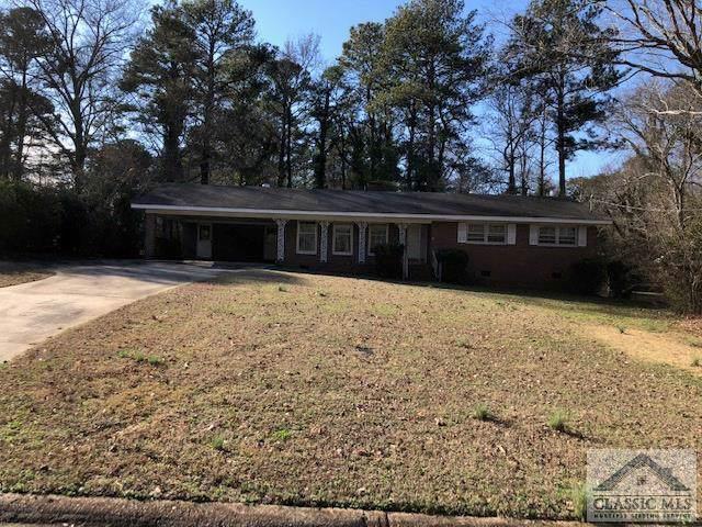 321 Cherokee Ridge, Athens, GA 30606 (MLS #973068) :: Team Reign