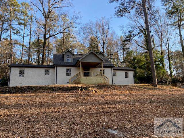 220 Plum Nelly Road, Athens, GA 30606 (MLS #973129) :: Athens Georgia Homes