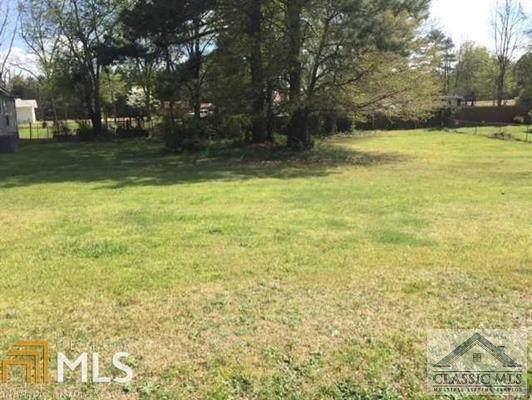 0 Ivey Street, Jefferson, GA 30549 (MLS #973144) :: Signature Real Estate of Athens