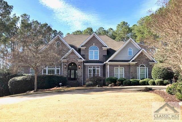 2554 Shenandoah Drive, Watkinsville, GA 30677 (MLS #973145) :: Signature Real Estate of Athens