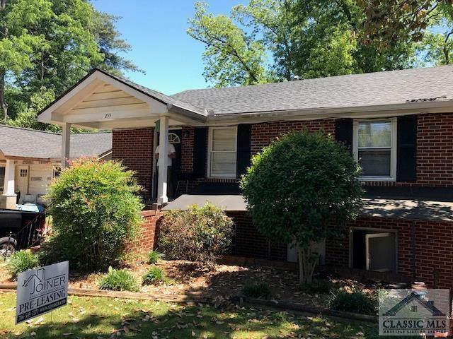 255 Hillcrest Avenue, Athens, GA 30606 (MLS #973582) :: Todd Lemoine Team