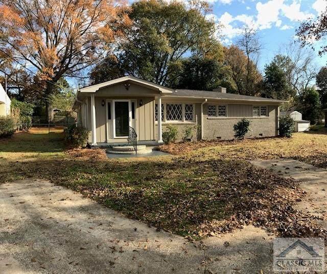 2545 Barnett Shoals Road, Athens, GA 30605 (MLS #973634) :: Signature Real Estate of Athens