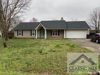 449 Hammond Road, Statham, GA 30666 (MLS #973713) :: Team Reign