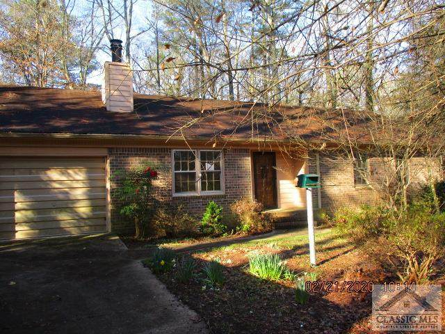 153 Mcalpin Drive, Winterville, GA 30683 (MLS #973787) :: Athens Georgia Homes