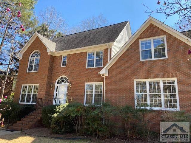 125 Pine Tops Drive, Athens, GA 30606 (MLS #973927) :: Athens Georgia Homes